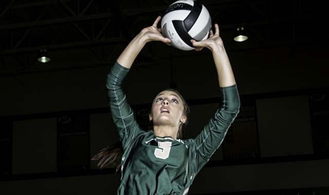 Murray State recruit Callie Anderton should lead Briarcrest Christian to a Tennessee state title in 2016