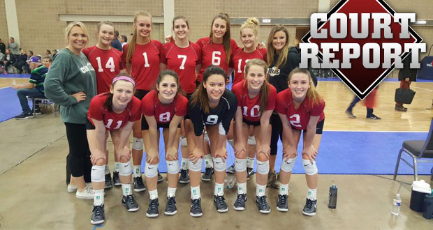 Club Texas 17 Elite qualified for the Tour of Texas this weekend.