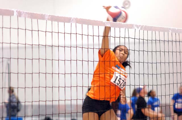 Texas junior hitter Codi Fillmore impressed with her athleticism and power at the Vegas Unsigned Showcase